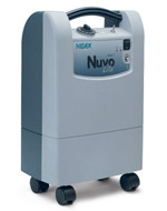 Nuvo Lite Mark 5 Compact Oxygen Concentrator